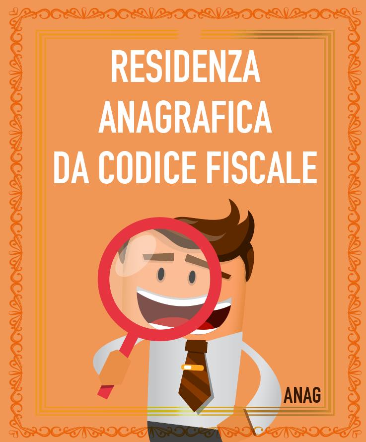 Anag vip co for Codice fiscale da stampare